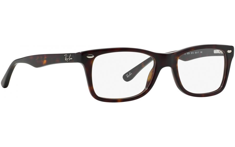 Prescription Glasses Ray Ban Rx5228 : Ray-Ban RX5228 2012 5017 Glasses - Free Shipping Shade ...