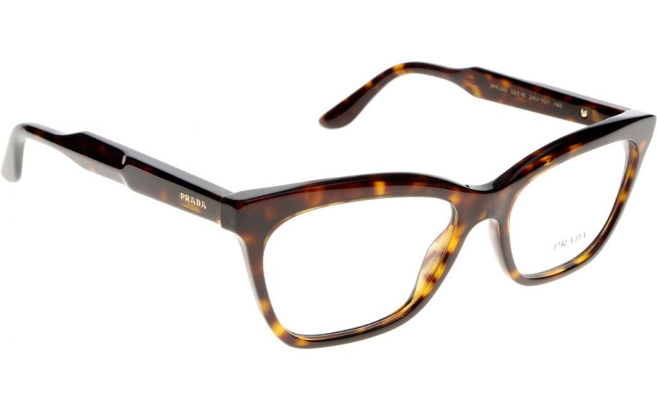 prada pr24sv 2au101 53 glasses free shipping shade station