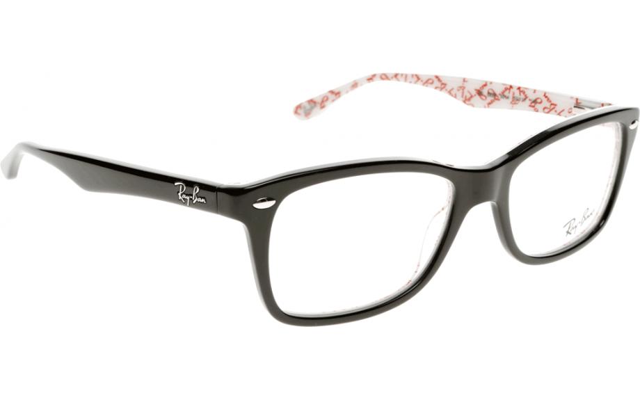 Prescription Glasses Ray Ban Rx5228 : Ray-Ban RX5228 5014 53 Glasses - Free Shipping Shade Station