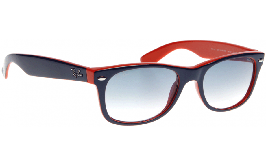 Ray ban wayfarer side view
