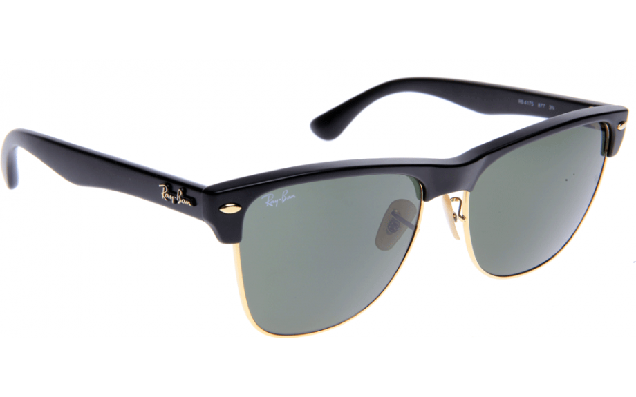 47dbc77e3ce Ray Ban Rb4175 Sunglasses Shiny Black Frame Grey Lens « Heritage Malta