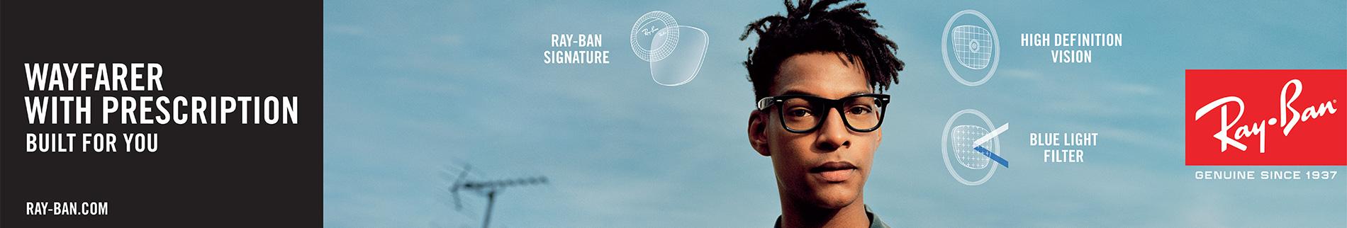 f0c0e3373861f2 Ray-Ban Prescription Glasses