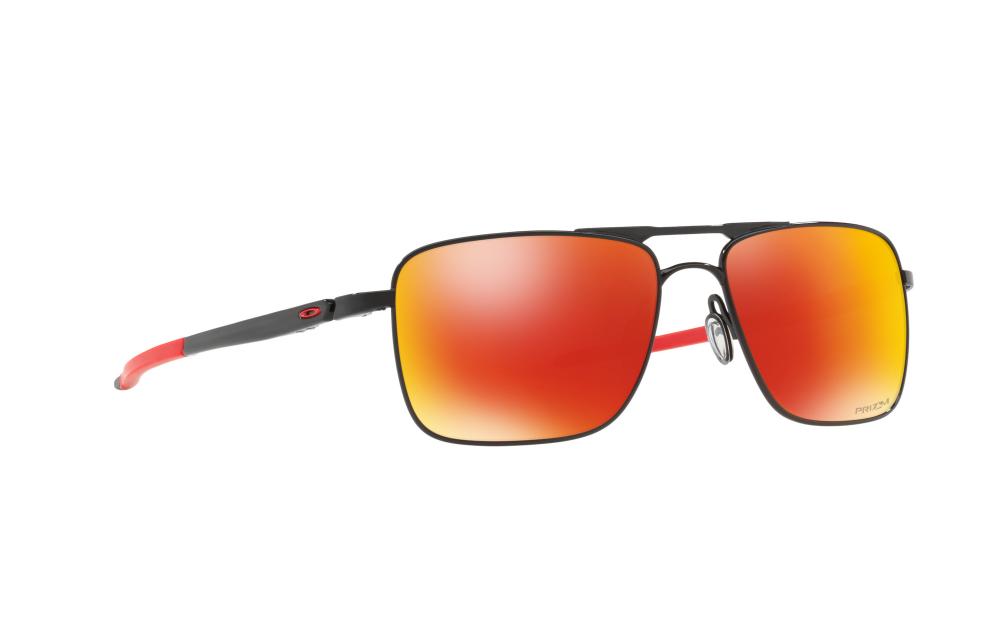 54a1e2e9bd Oakley Gauge 6 Titanium OO6038-04ALT Sunglasses