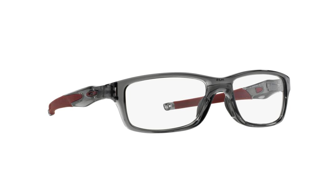 3bebdf6bdf Oakley Crosslink Grey Smoke Team Cardinal. Oakley Crosslink OX8030 0655 Prescription  Glasses ...