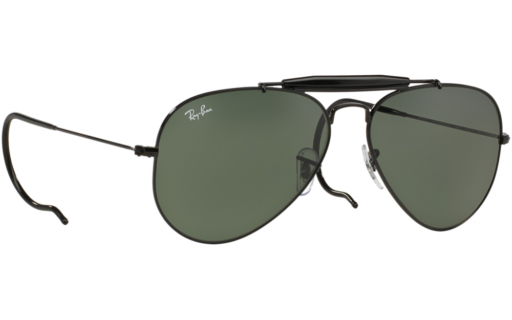 Images Ray Ban 3030 Outdoorsman L9500 58
