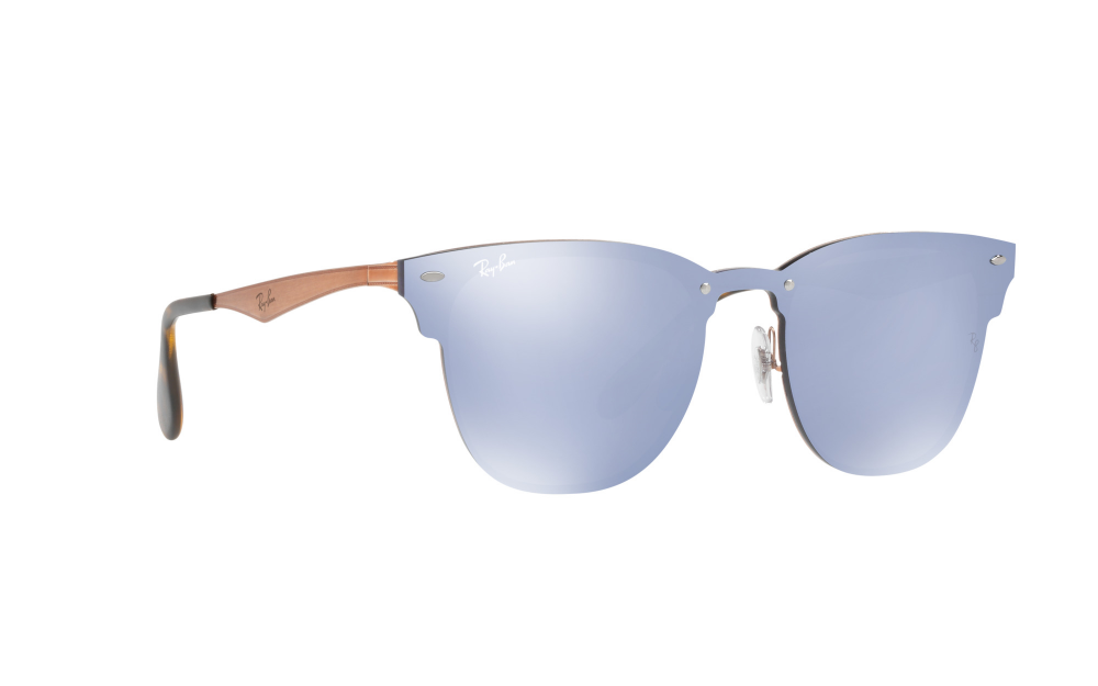 4e0ca7fc4a4 Sunglasses. Ray-Ban Blaze Clubmaster RB3576N. Only £111.49. In Stock