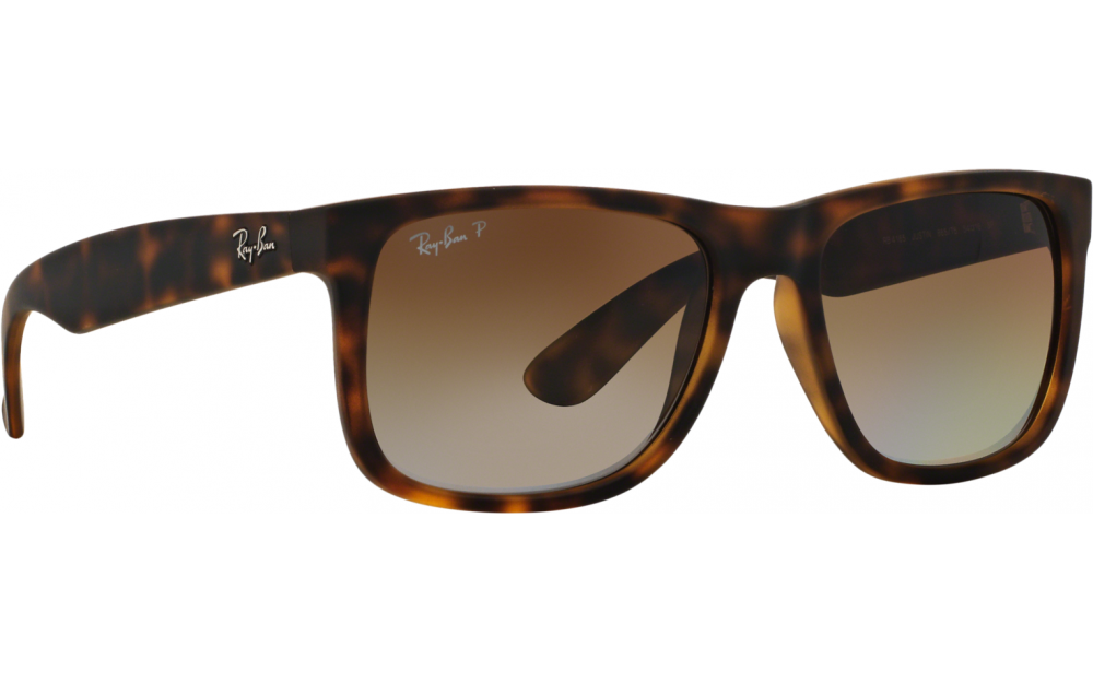 eb9cf32734 Ray-Ban Justin RB4165 Sunglasses - Free Shipping