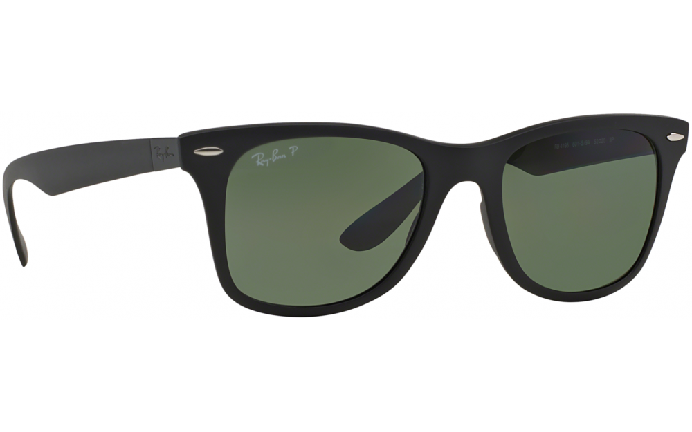 26136ae01007c Ray-Ban Wayfarer Liteforce RB4195 601S9A 52 Sunglasses   Shade Station Ray  Ban Liteforce RB4195 601-71
