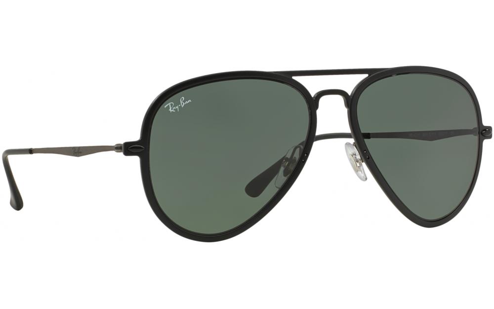 Ray Ban Aviator Light Ray Ii Rb4211 601s71 56 Sunglasses