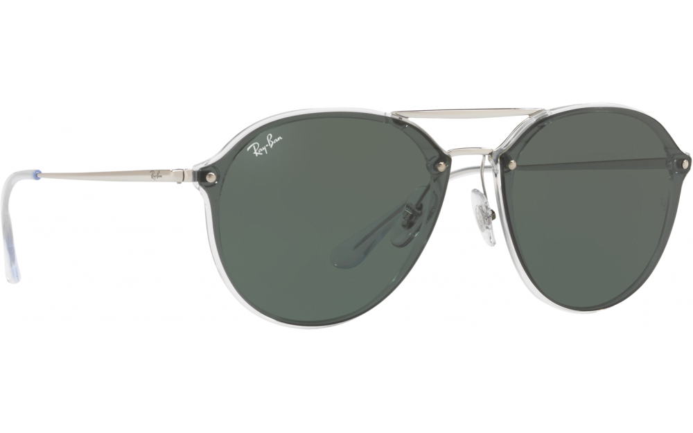 8afba61f42 Sunglasses. Ray-Ban Blaze Double Bridge RB4292N. Only £96.42. In Stock