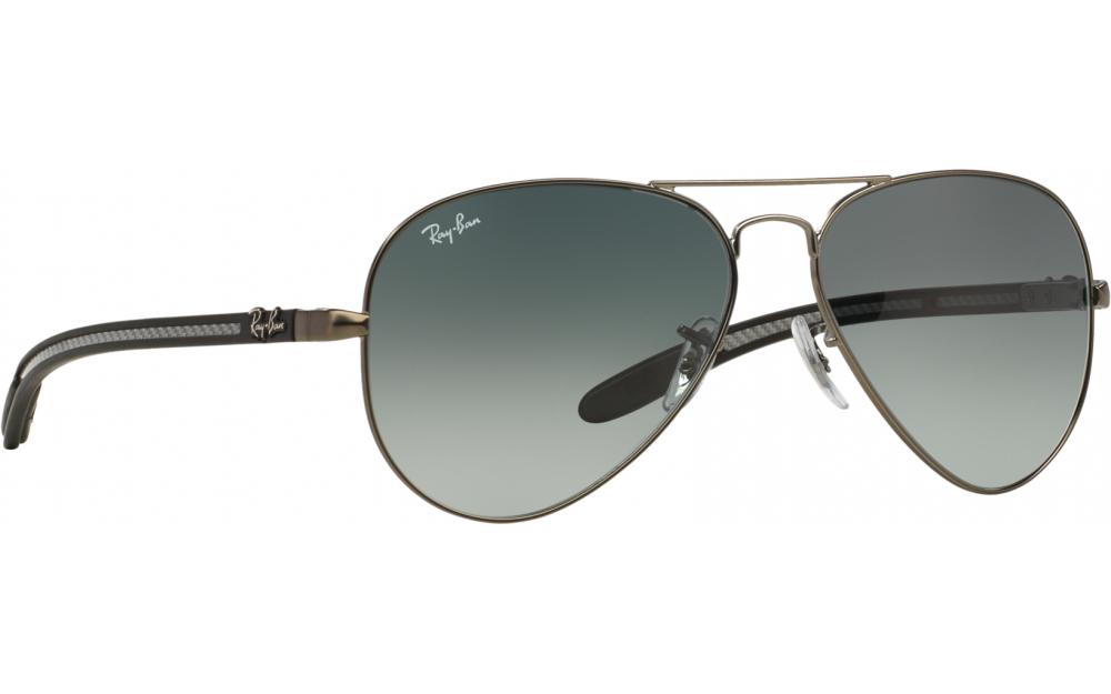 b9cddd9efc Ray-ban Sunglasses Aviator Carbon Fibre (rb8307)