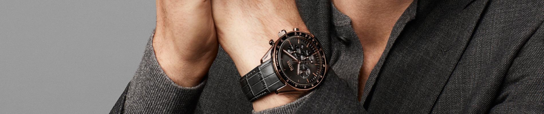 8d43b8f0f1d Hugo Boss watches FW18