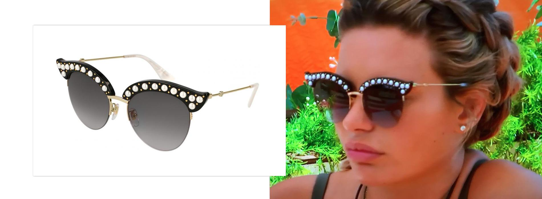 ed9dbc70a86 Love Island Sunglasses - Get The Look