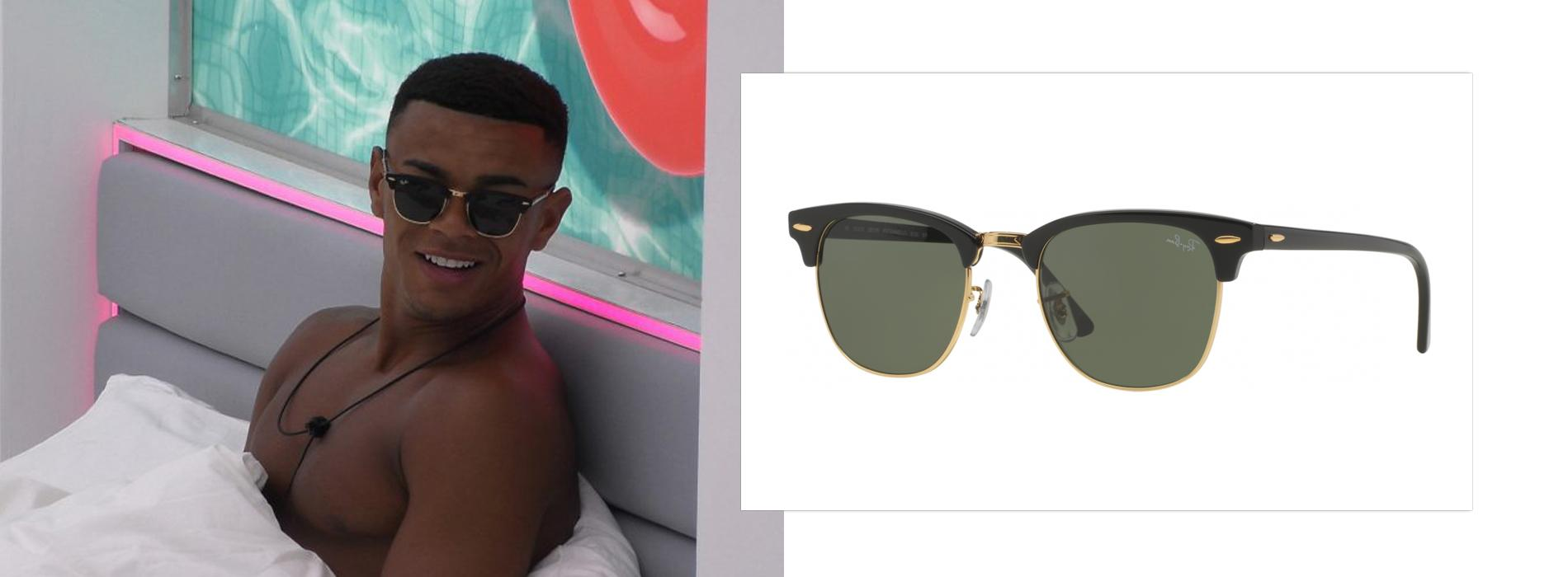 98c279ee4e ... coupon ray ban clubmaster rb3016 w0365 49 sunglasses 127.00 89.72 8fa1e  bf667