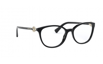 Bvlgari Womens BV4121 Eyeglasses Dark Havana 55mm