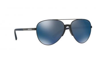 87d1dea6f80 Coming Soon. Frame  Matte Black. Lens  Dark Grey Blue mirrored. Coming  Soon. Sunglasses. Emporio Armani EA2059