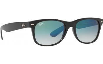 Ray-Ban New Wayfarer RB2132 Sunglasses - Free Shipping   Shade Station 80118723600c