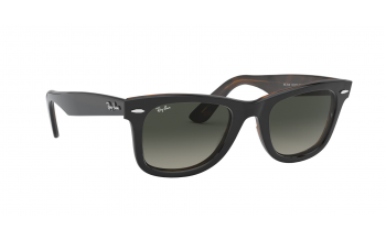 436ccc781 Ray-Ban Wayfarer RB2140 Prescription Sunglasses - Free Lenses and Free  Shipping | Shade Station