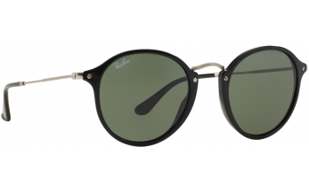 3988af2a954 Ray-Ban Round Fleck RB2447 Prescription Sunglasses - Free Lenses and ...