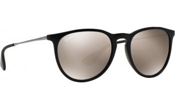 ray ban erika gold  Ray-Ban Erika RB4171 Sunglasses - Free Shipping