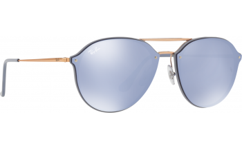 6ea666cbfe Sunglasses. Ray-Ban Blaze Double Bridge RB4292N. Only £119.97. In Stock