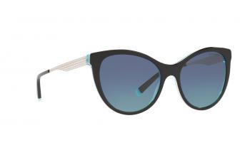 05690efbb8db4 In Stock. Frame  Black Crystal Blue. Lens  Azure Gradient Blue. New.  Sunglasses