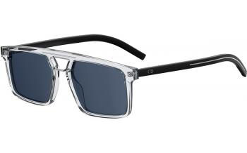 23bb6848c Expected 23rd Jul 2019. Frame: Crystal with black arms. Lens: Blue.  Sunglasses. Dior Homme BLACKTIE 262S. Was: £255.00 ...