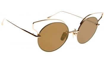 cef3004bc458 Lens  Dark grey mirrored gold. Sunglasses. Dita Believer. Only £376.20. In  Stock