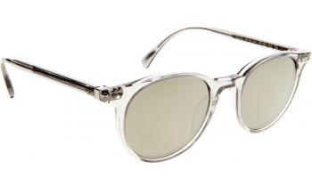 4219424d688 Mens Oliver Peoples Delray Sun Sunglasses - Free Shipping