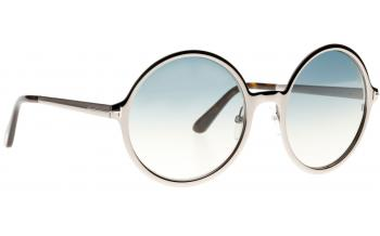 8198b31d789 Frame  Shiny rose gold. Lens  Graduated smoke. Sunglasses. Tom Ford Ava-02.  Was  £285.00 Now £216.60. In Stock