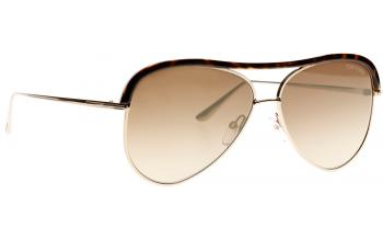 5ed56aee5a8d7 Lens  Graduated pink. Sunglasses. Tom Ford Sabine. Was  £330.00 Now  £266.47. Due ...