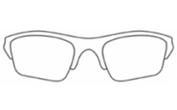 4a9bf7d3fe68 Oakley Half Jacket 2.0 Prescription Sunglasses - Free Lenses and ...