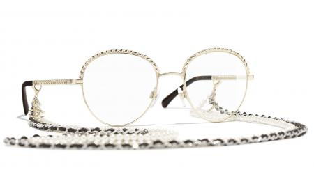 66a3a91fd347d Chanel Prescription Glasses - Free Lenses and Free Shipping