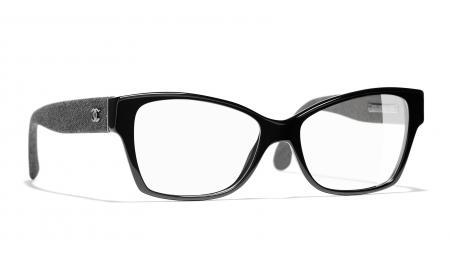 13db2f7c57bad Chanel Prescription Glasses - Free Lenses and Free Shipping