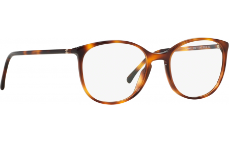 Chanel Eyeglass Frames For Less : Chanel CH3282 C501 52 Prescription Glasses Shade Station
