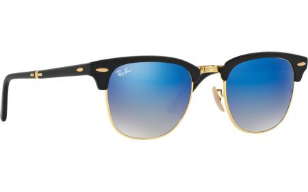 538d367354 Ray-Ban Folding Clubmaster RB2176 1151 M7 Prescription Sunglasses ...