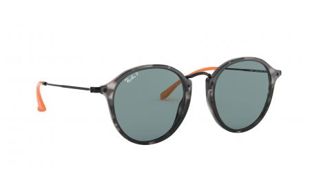 ac369c540aec5 Ray-Ban Round Fleck RB2447 1157 52 Prescription Sunglasses   Shade ...