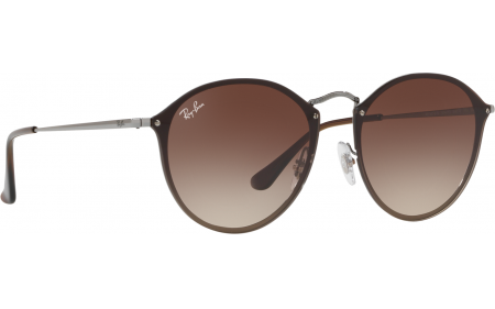Ray-Ban Blaze Round RB3574N 153 7V 59 Prescription Sunglasses ... 6a7b302163