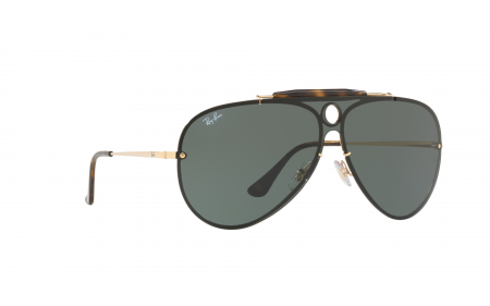 0d16c8be333 Ray-Ban Blaze Shooter RB3581N 90351U 32 Sunglasses
