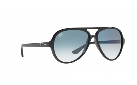 d1671d0f2bd Ray-Ban Cats 5000 RB4125 601 3F 59 Sunglasses