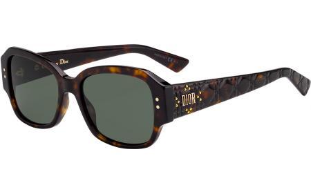 1d14eb9251a Dior LADYDIORSTUDS5 086 QT 54 Sunglasses