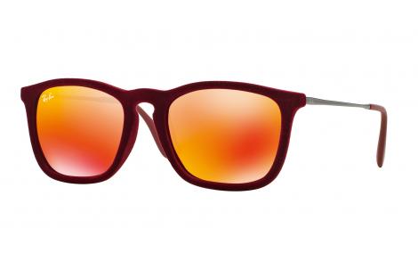85eb90fb627 ... Ray-Ban Chris RB4187 60786Q 54 Sunglasses £115.00 £87.40