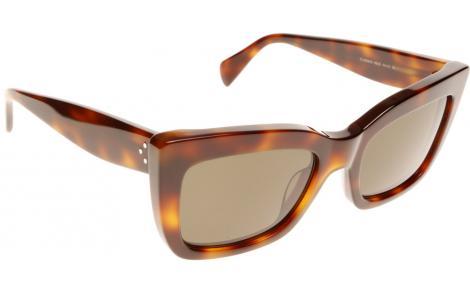 8caea1287ed46 ... Celine Deep Square CL41039 05L IE Sunglasses £148.20 ...