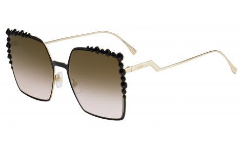 4fca09385a Fendi Can Eye FF0259 S 2O5 60 Sunglasses £369.00 £297.97 ...