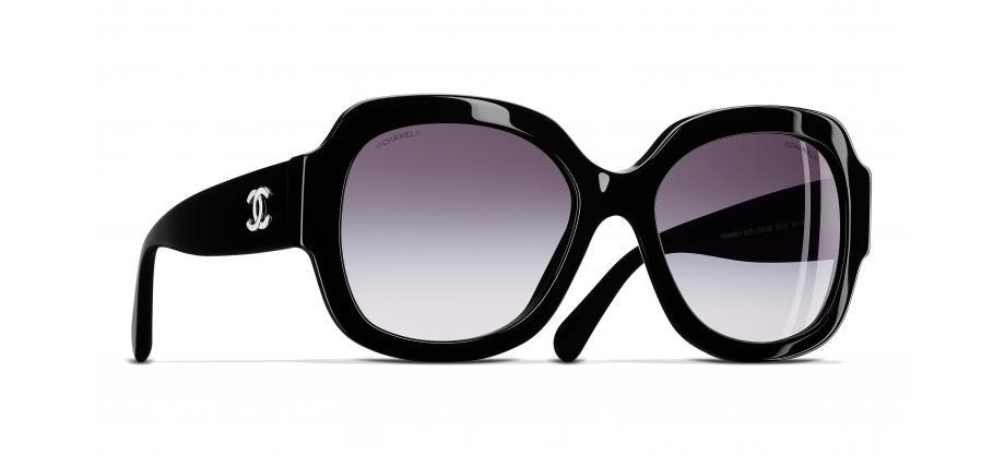 262f9c6413f8e Chanel CH5373 C501S6 57 Sunglasses