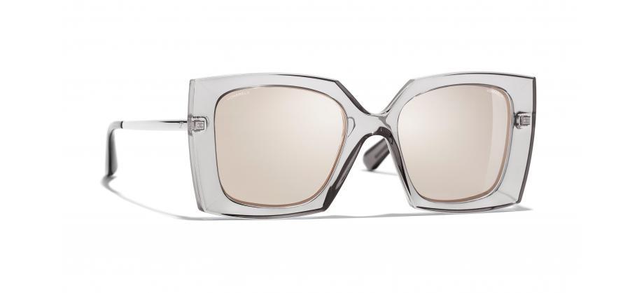 d84ec8b22e4 Chanel CH6051 C906T7 53 Sunglasses