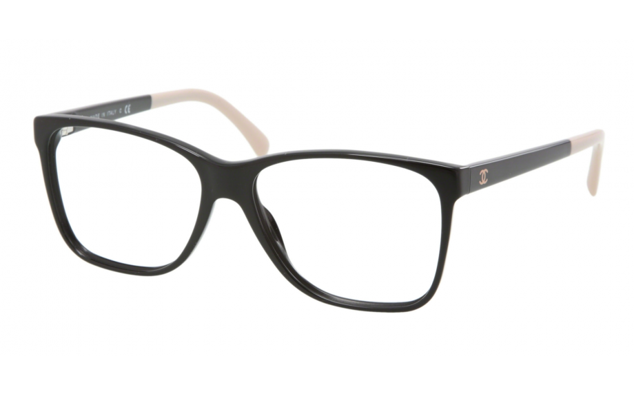 Chanel Prescription Glasses Frame : Chanel CH3230 1333 52 Prescription Glasses Shade Station