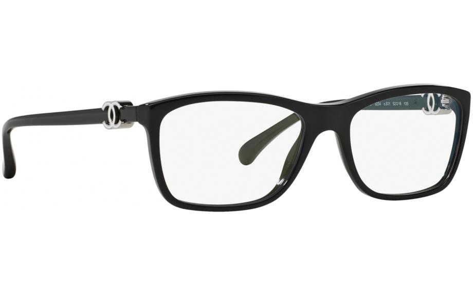 Chanel CH3234 C501 52 Prescription Glasses | Shade Station