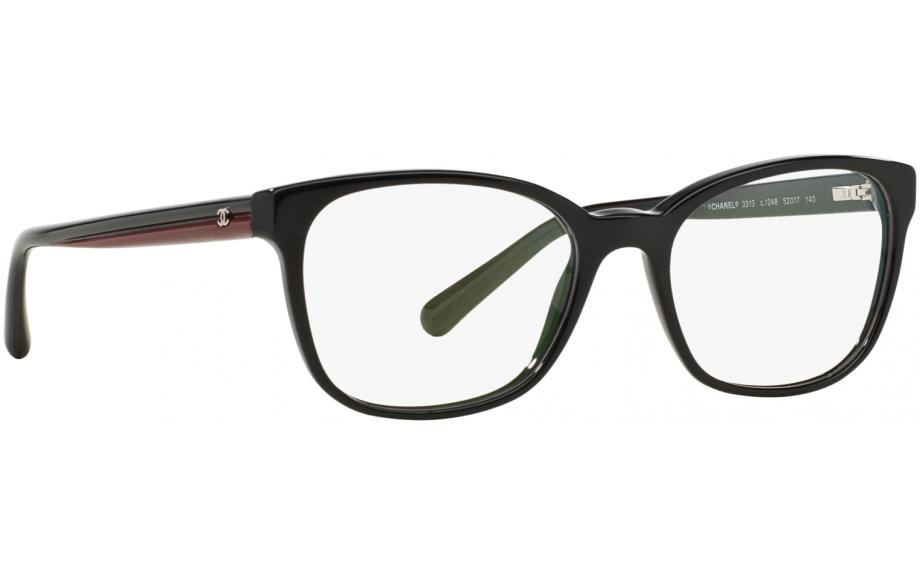 9760fb4b6a96 Chanel CH3313 1248 54 Prescription Glasses | Shade Station