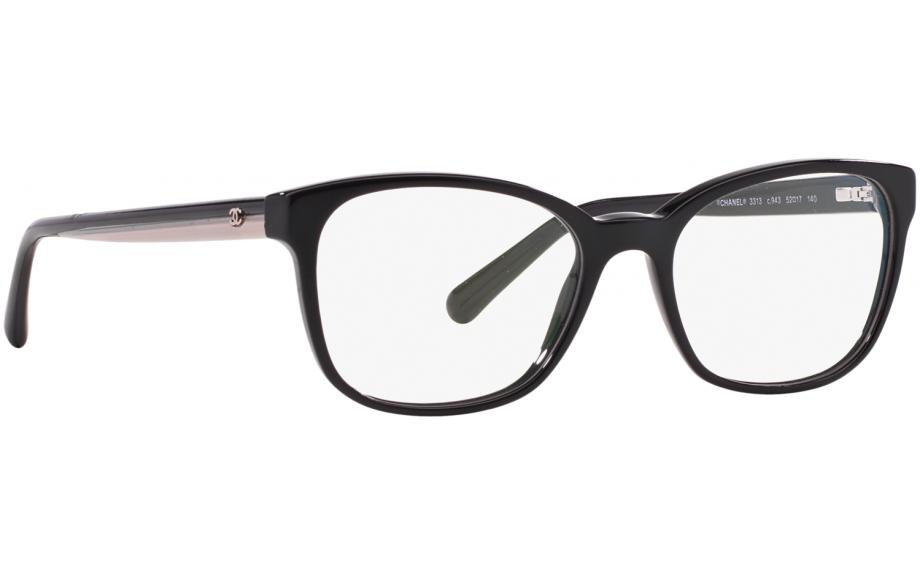 3815e277f274 Chanel CH3313 C943 54 Prescription Glasses | Shade Station